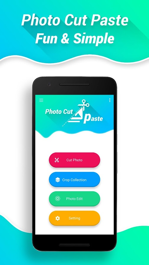 how to cut and paste photos on iphone 5