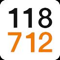 118 712 annuaire pro et local icon