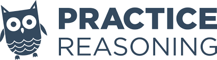 Image result for practice reasoning logo
