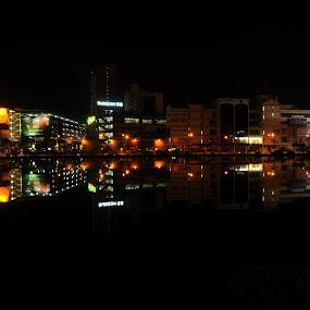 by Abu Nikon - City,  Street & Park  Street Scenes
