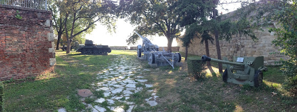 Photo: Belgrade Fortress military museam