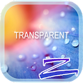 Transparent Theme-ZEROLauncher