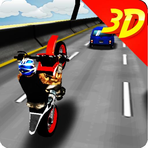 Top MOTO Racing 3D 賽車遊戲 App LOGO-APP開箱王