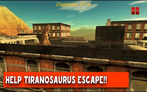 Dinosaur Parkour Simulator