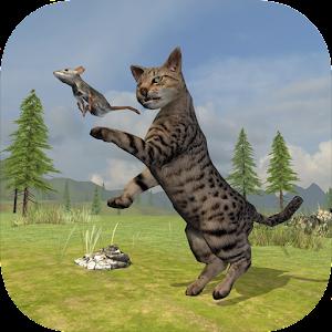Wild Cat Survival Simulator for PC and MAC