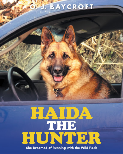 Haida The Hunter cover
