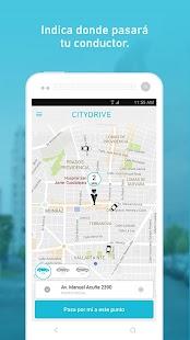 CityDrive - náhled