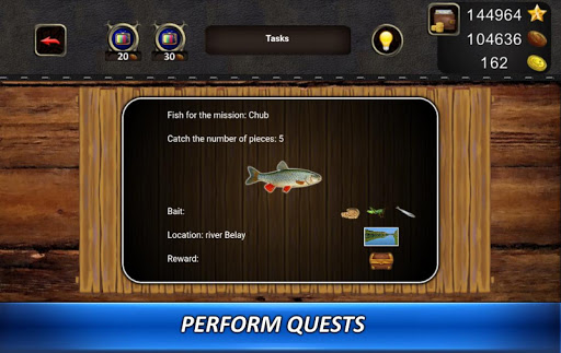 Fishing rain - fishing simulator apkpoly screenshots 6