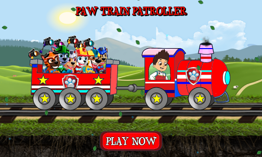 Paw Puppy Train Adventures android2mod screenshots 1