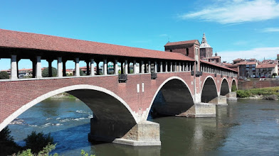 Photo: Al Ponte Coperto di Pavia
