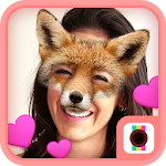 Snap Camera Filter Animal Icon