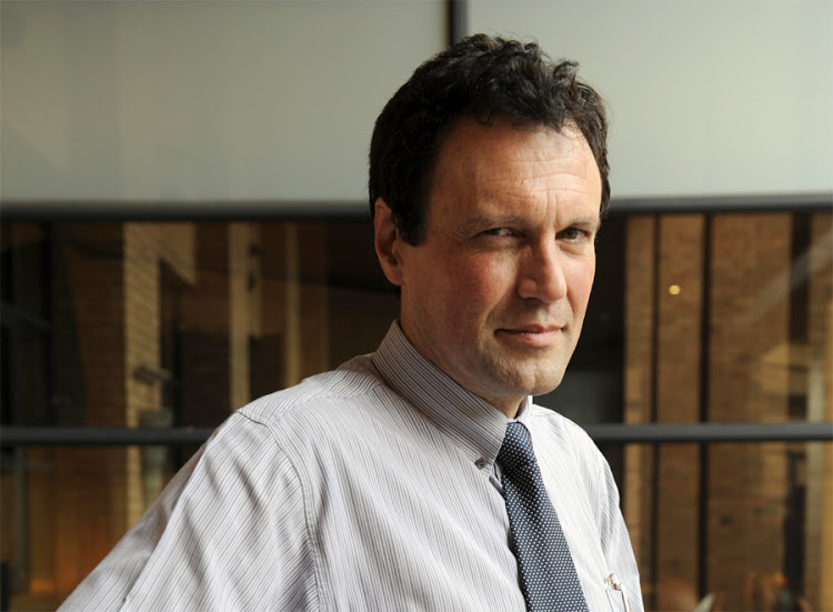 Andrew Donaldson, deputy director-general in the Treasury. Picture: FINANCIAL MAIL