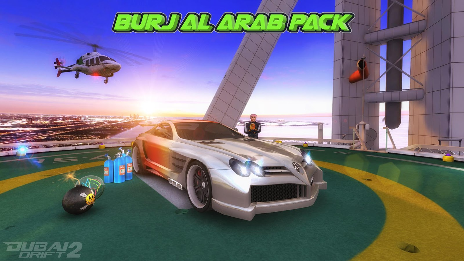Dubai Drift 2- screenshot
