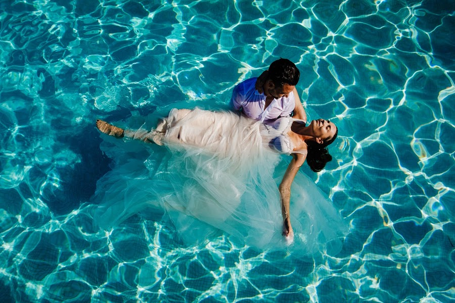 Wedding photographer Sabina Mladin (sabina). Photo of 15.07.2019