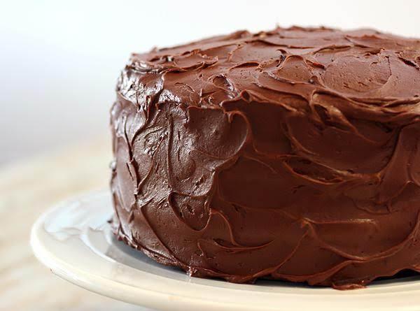The Greatest & Easiest Chocolate Cake