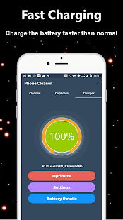 Phone Cleaner - Clean my Android & Fast Charging Screenshot
