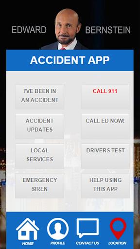 Ed Bernstein - Auto Accident