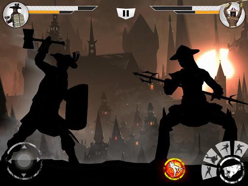Samurai Shadow Fighter PRO: Kung Fu Combat Warrior 1.0.3 screenshots 8