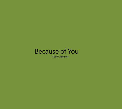 Because of You Lyrics