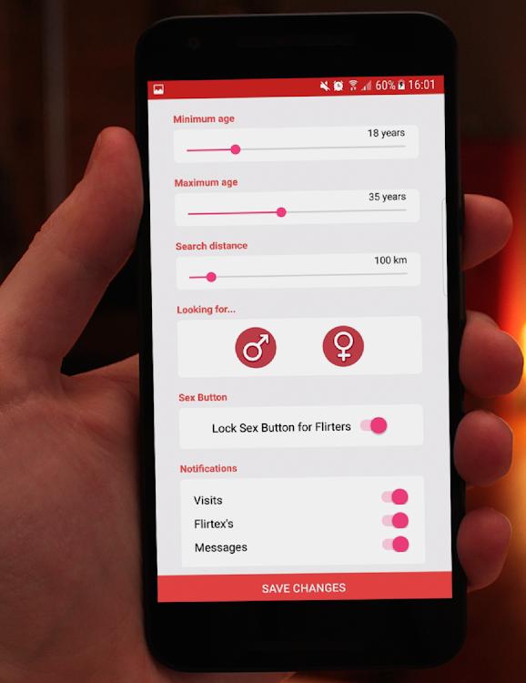 Flirt a sex App