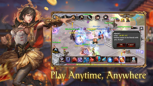 Conquer Online - MMORPG Action Game 1.0.7.8 screenshots 7