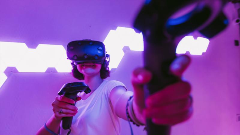 VR in modern video games