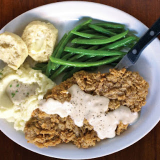 Robb Walsh's Southern-Style Chicken-Fried Steak.