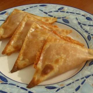 Skinny Pizza Rolls