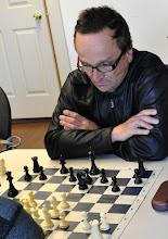 Photo: Igor Kurgansky (Board #3 of Chigorin Chess Club)