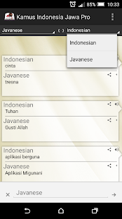 Indonesian-Java-Dictionary-Pro 2