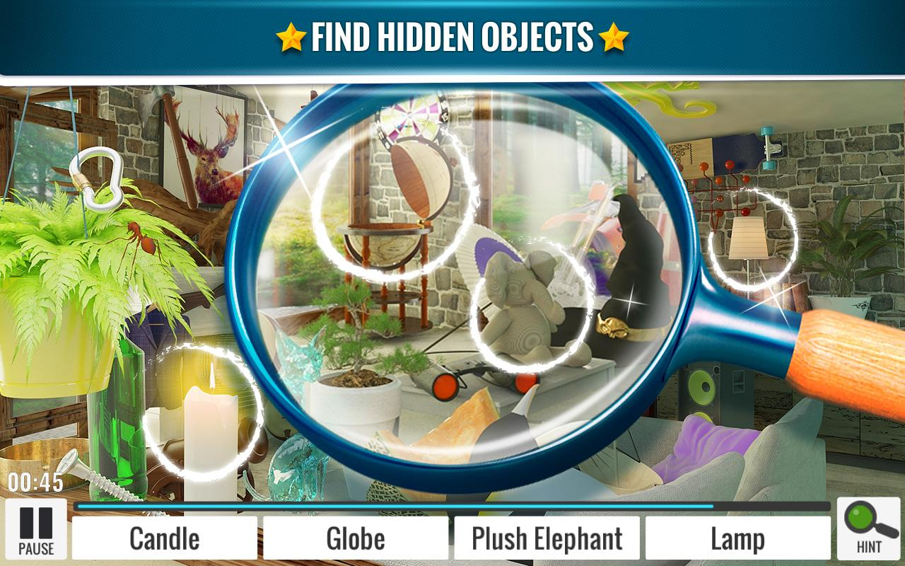 Hidden Objects Living Room – Find Object in Rooms - Android Apps ...