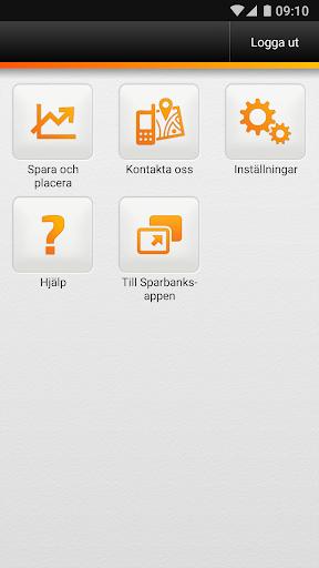 Sparbanken spara och placera screenshot 1