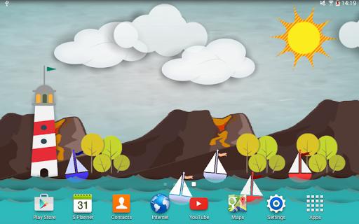 玩免費個人化APP|下載용지 토지 라이브 배경 화면 app不用錢|硬是要APP