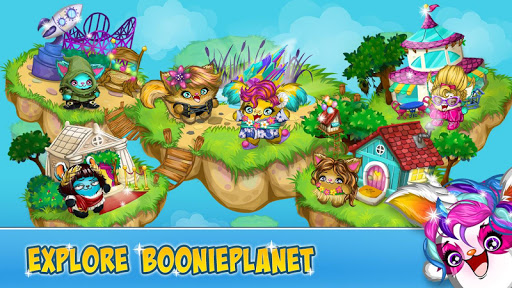 BooniePlanet screenshot