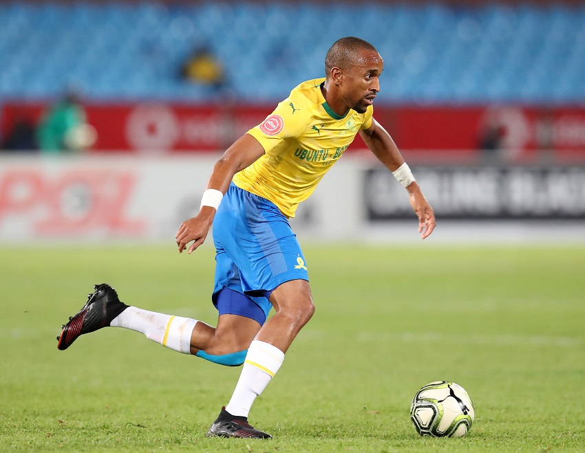 Mabunda wants to excel in new role at Sundowns