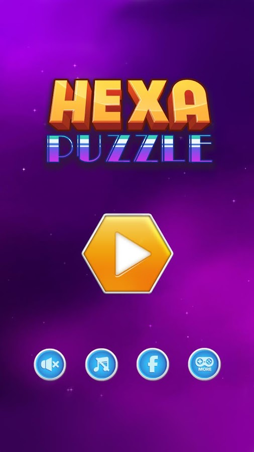Hexagon Block Puzzle - New Challenge 2018- screenshot