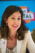 Photo: Ana Segurado Escudero, CEO of Telefónica's Open Future