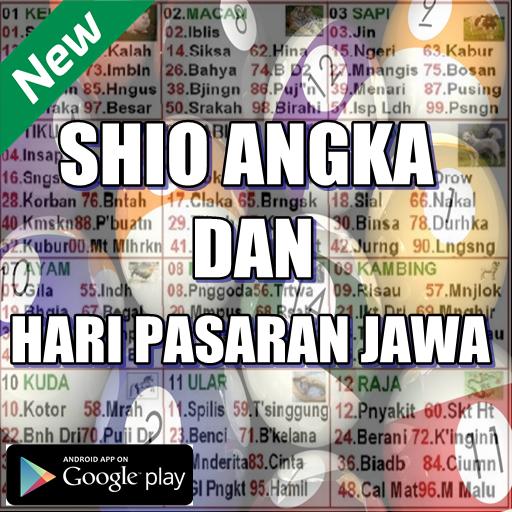 SHIO, ANGKA & HARI PASARAN JAWA