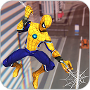 Amazing Spider Rope man hero Spider rope hero game 1.4