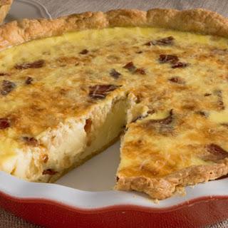 Classic Quiche Lorraine CBC Best Recipes Ever