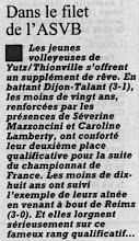 Photo: 09-02-97 Championnat de France JF
