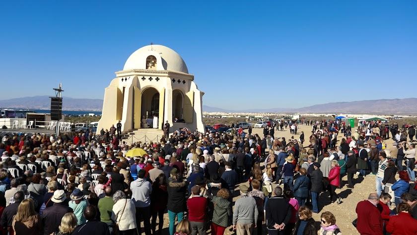 Torregarcía se llenará de fieles este domingo.