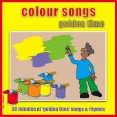 Colour Songs - Golden Time