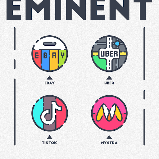 EMINENT - ICON PACK  screenshots 7