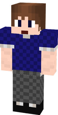 Just Like The everyday steve skin only he's a teenager! (1.8 skin)