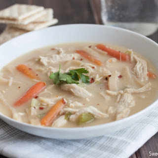 Spicy Chicken Noodle Soup Recipes.
