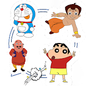 Cartoon Sticker For Whatsapp