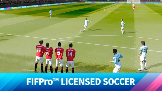 Dream League Soccer 2020 Mod Apk gameplay