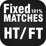 HT/FT Fixed Matches 101% - DAILY BETS 1.2