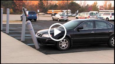 "Video: VIDEO of 52"" FlexBollard (Part #133AM w/ 6' Post)"